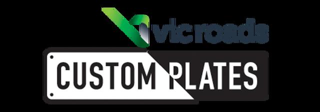 Vic-Roads-Custom-Plates